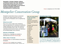 Montpelier Conservation Group